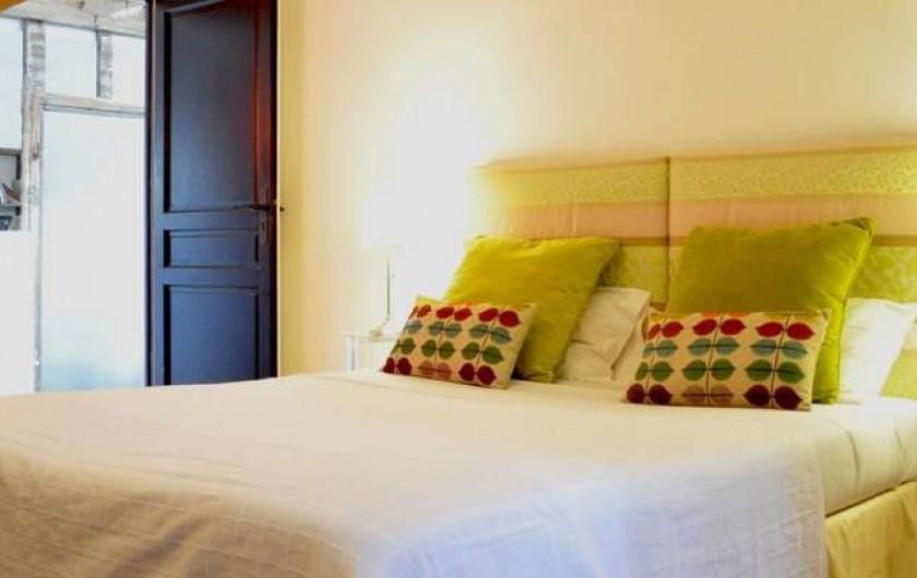 Location de vacances - Chambre d'hôtes à Cheffes - La chambre Tilleul