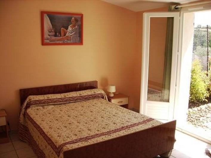 Location de vacances - Gîte à Vinsobres - Gîte Meynard - Chambre double