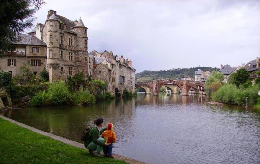 Location de vacances - Gîte à Florentin-la-Capelle - Espalion