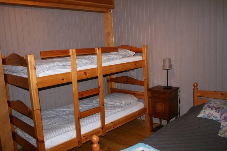Location de vacances - Appartement à Samoëns - CHAMBRE N° 2