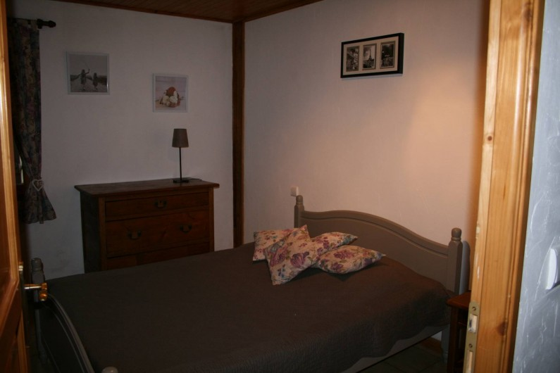 Location de vacances - Appartement à Samoëns - CHAMBRE N°1