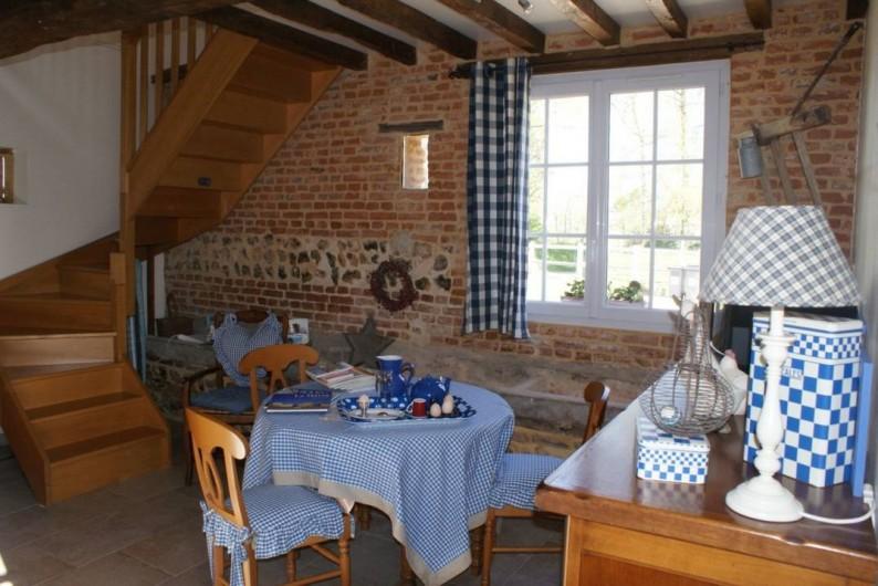 Location de vacances - Gîte à Saint-Romain-de-Colbosc