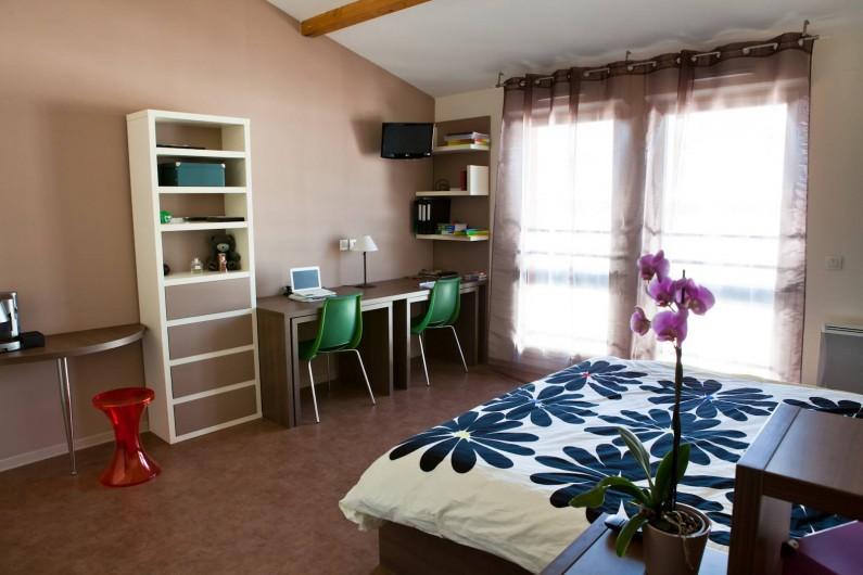 Location de vacances - Studio à Aix-en-Provence - Séjour