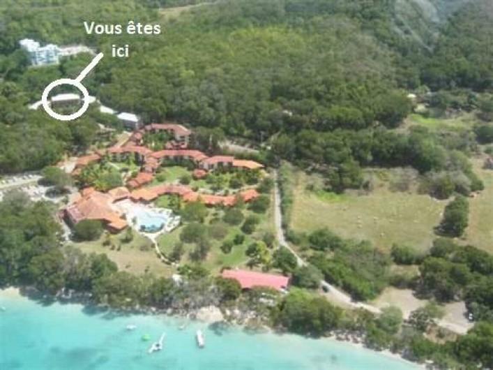 Location de vacances - Studio à Sainte-Anne