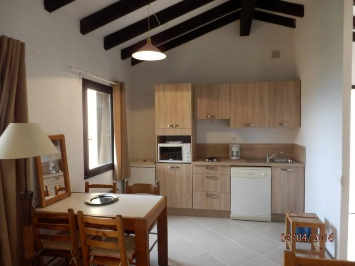 Location de vacances - Appartement à Porticcio - Coin cuisine