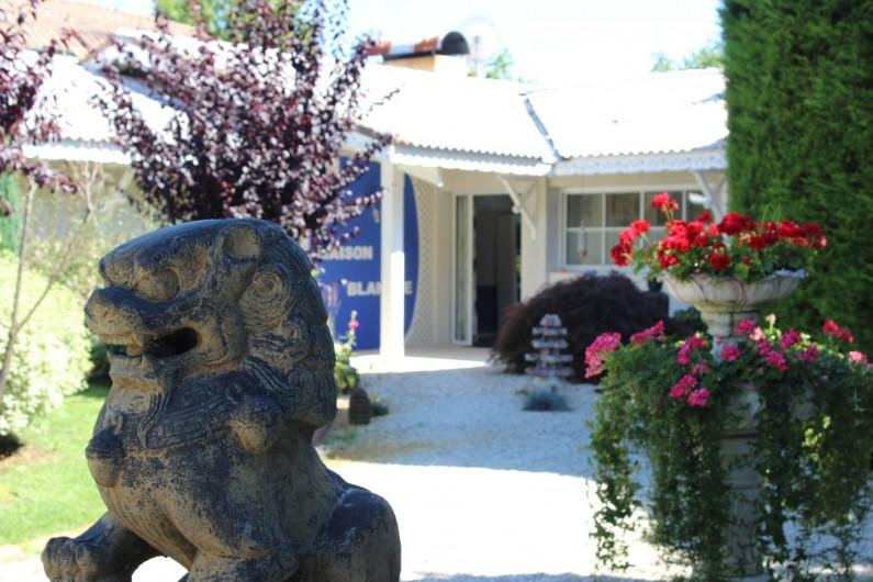 Location de vacances - Villa à Lanton