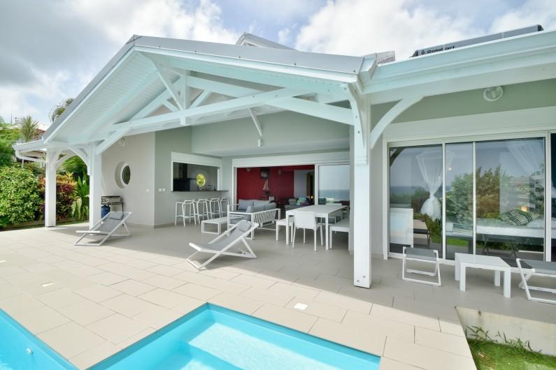 Location de vacances - Villa à Le Moule