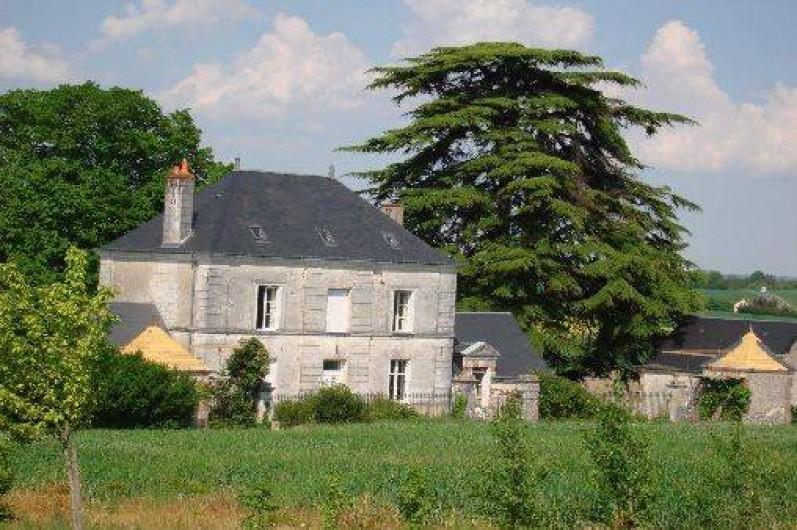 Location de vacances - Maison - Villa à Cussay