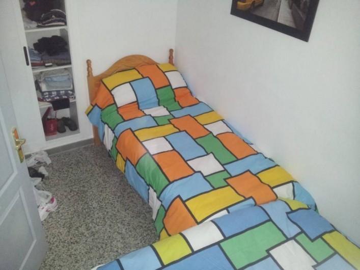 Location de vacances - Appartement à Santa Pola - chambre enfants ou amis