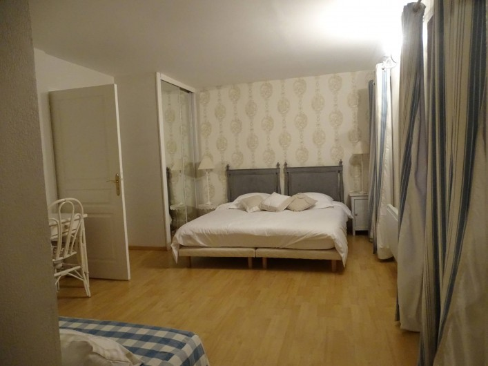 Location de vacances - Gîte à Conne-de-Labarde - Chambre 1