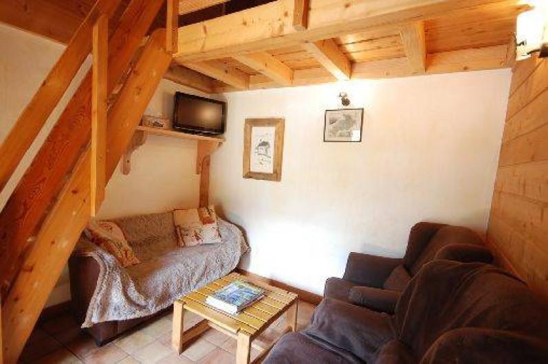 Location de vacances - Chalet à La Salle-les-Alpes - petit salon
