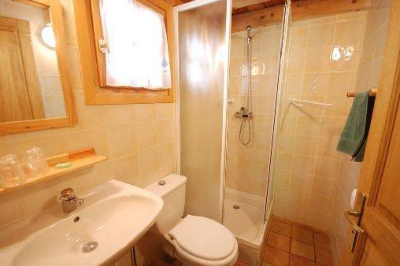 Location de vacances - Chalet à La Salle-les-Alpes - salle de bain