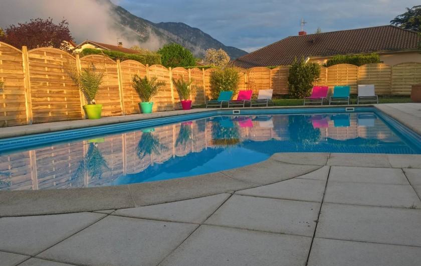 Location de vacances - Maison - Villa à Voreppe
