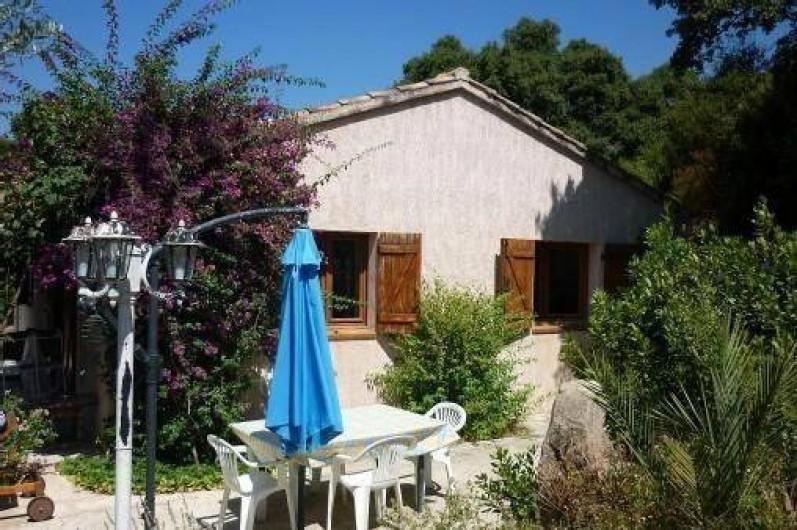 Location de vacances - Villa à Sarrola-Carcopino