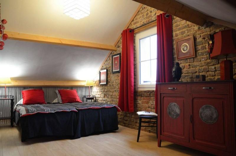 Location de vacances - Gîte à Marle - Gîtes des Chênes une chambre du haut