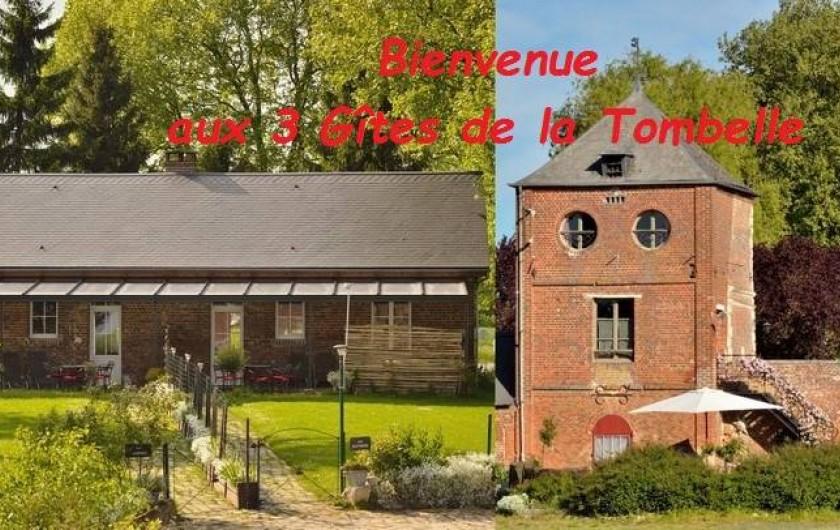 Location de vacances - Gîte à Marle - Les 3 gîtes de la Tombelle