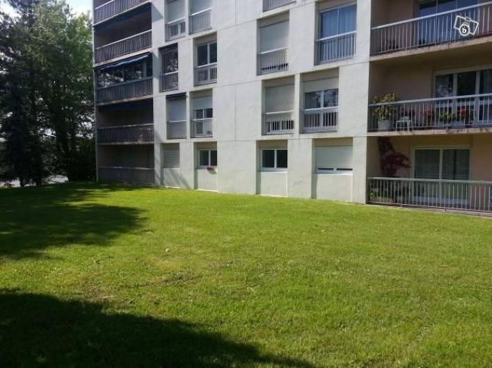 Location de vacances - Appartement à Bayonne