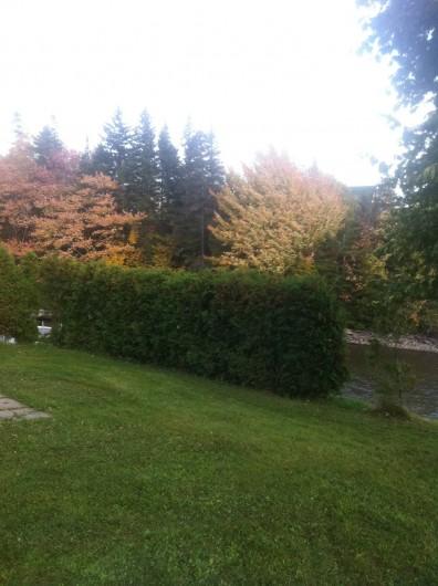 Location de vacances - Chalet à Saint-Aubert