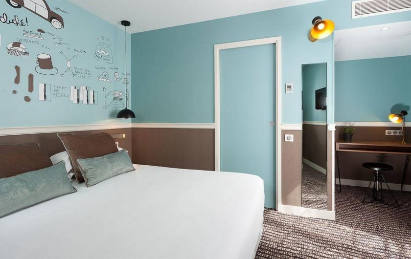 Location de vacances - Hôtel - Auberge à Paris