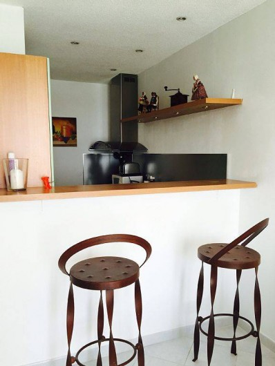 Location de vacances - Appartement à Carry-le-Rouet