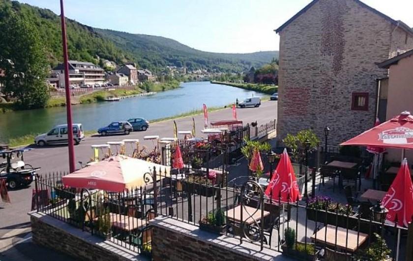 Location de vacances - Chambre d'hôtes à Bogny-sur-Meuse - La grotte Guichard