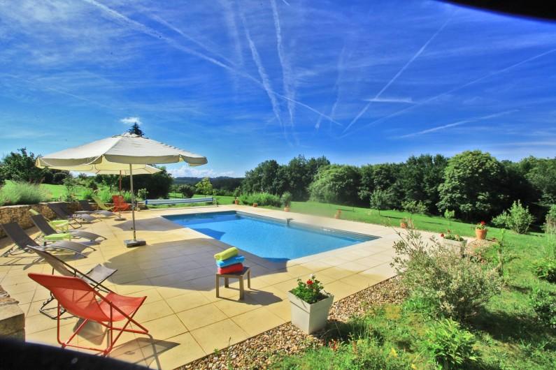 Location de vacances - Chambre d'hôtes à La Chapelle-Aubareil - Chambres d'hôtes de Charme climatisées entre Lascaux et Sarlat