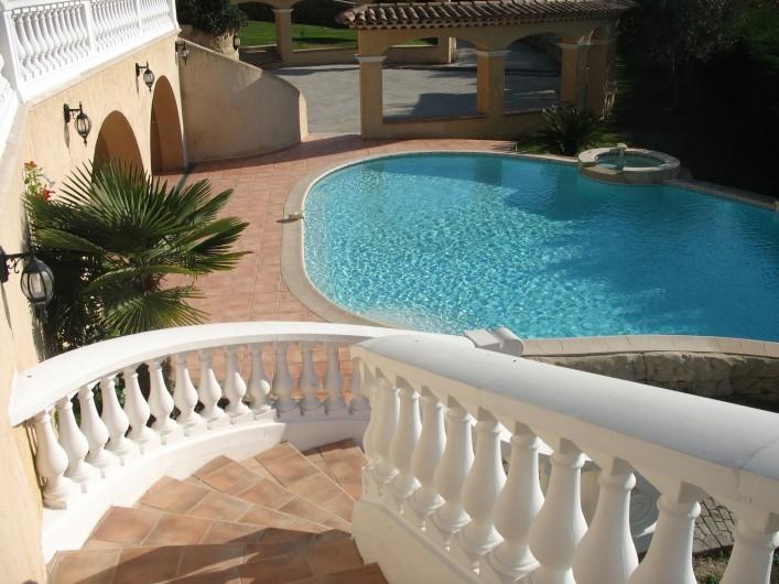 Location de vacances - Villa à Cannes - Autre suite étage