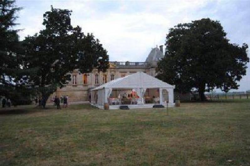 Location de vacances - Château - Manoir à Asques