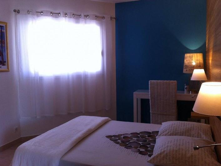 Location de vacances - Villa à Lecci - Suite parentale...