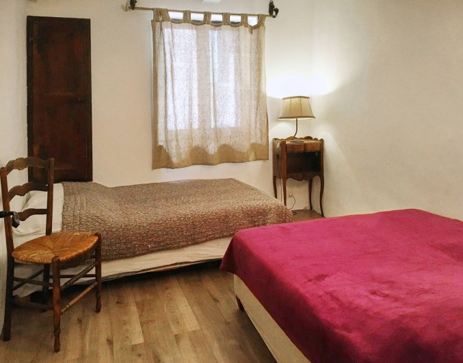 Location de vacances - Maison - Villa à Saint-Dalmas-le-Selvage - Chambre 3 places