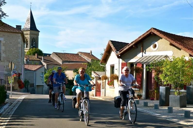 Location de vacances - Chalet à Mauroux - Mauroux, 1 km de notre village de vacances