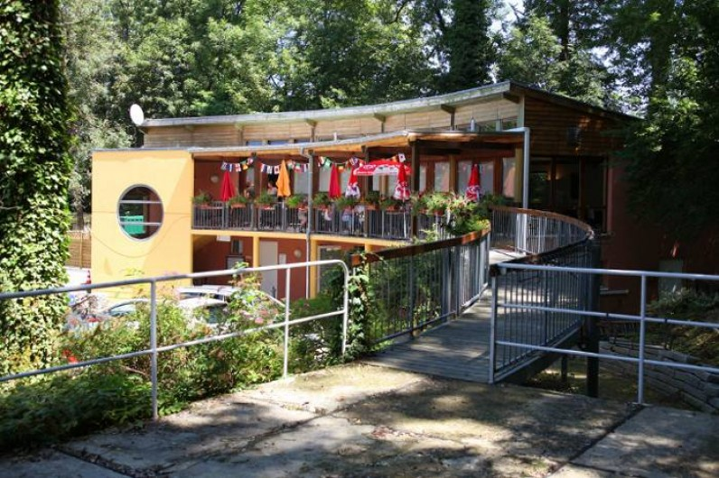 Location de vacances - Camping à Altkirch - Restaurant du camping
