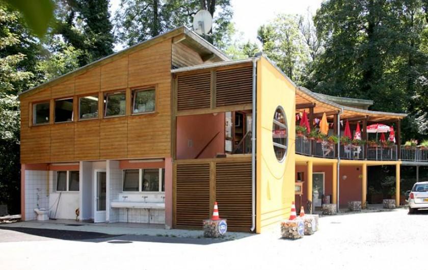Location de vacances - Camping à Altkirch - Restaurant les Acacias spécialité Alsacienne