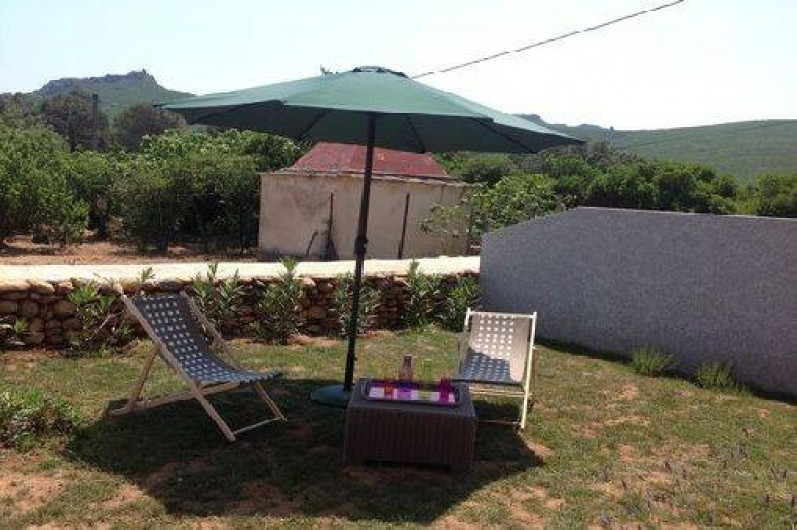 Location de vacances - Appartement à Pietracorbara