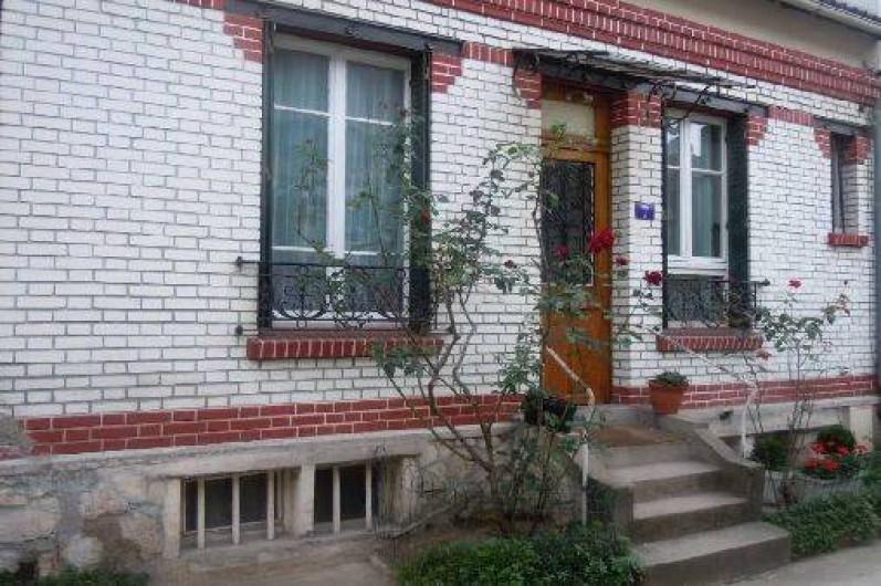 Location de vacances - Maison - Villa à Boulogne-Billancourt