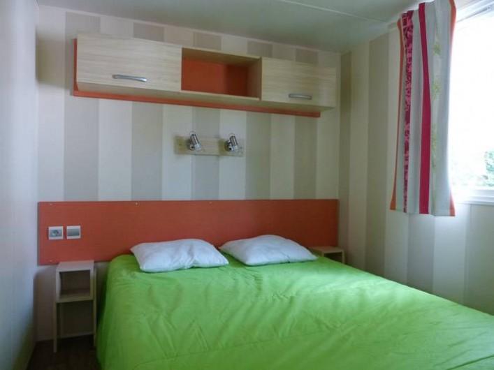 Location de vacances - Camping à Joyeuse - Mobil homes O'Hara 3ch