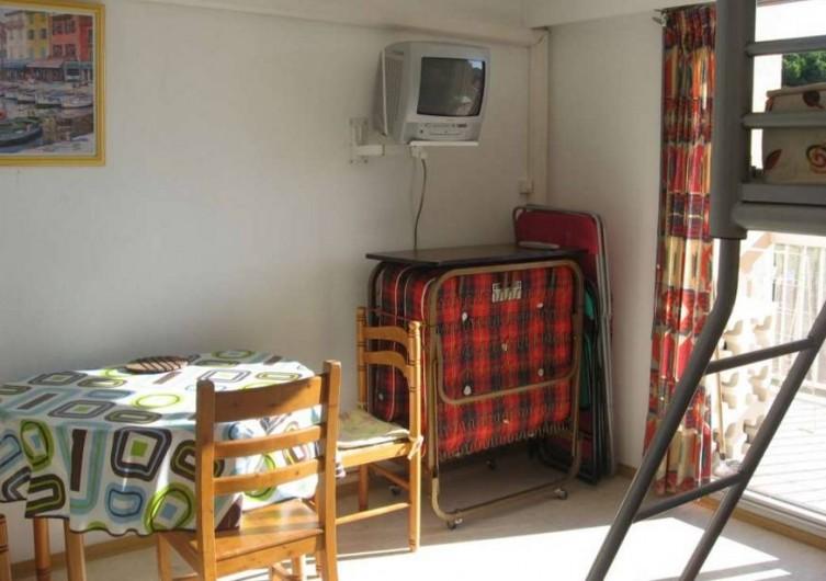 Location de vacances - Studio à La Seyne-sur-Mer
