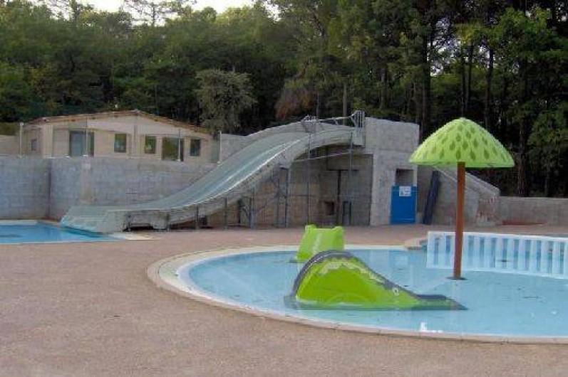 Location de vacances - Camping à Fayence