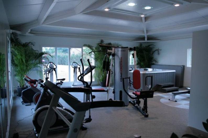 Location de vacances - Bungalow - Mobilhome à Valras-Plage - Mobil Home