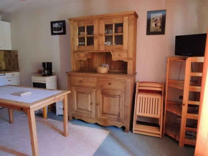 Location de vacances - Studio à Molines-en-Queyras