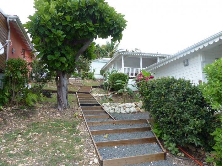 Location de vacances - Bungalow - Mobilhome à Saint-François