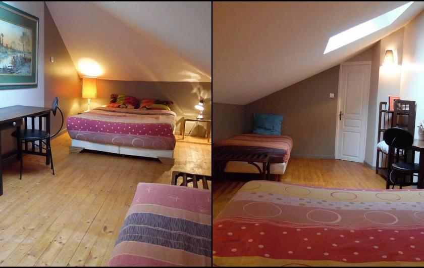 Location de vacances - Maison - Villa à Le Touquet-Paris-Plage - maison ROMEO - 5 couchages , 1 + 1/2 chambre