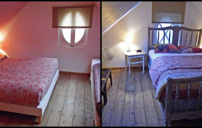 Location de vacances - Maison - Villa à Le Touquet-Paris-Plage - maison LA JOIE -  5 couchages ,2 chambres séparées