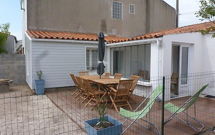 Location de vacances - Maison - Villa à L'Aiguillon-sur-Mer
