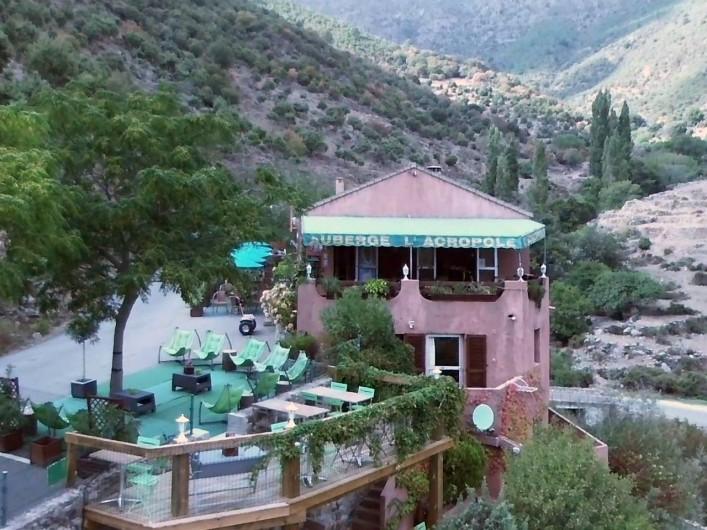 Location de vacances - Hôtel - Auberge à Asco