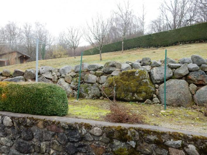 Location de vacances - Chalet à Fellering - Vergers, fruits à disposition
