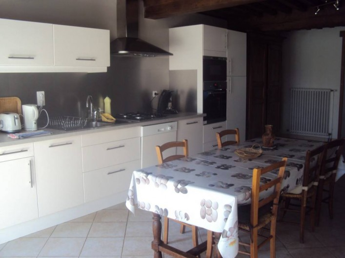 Location de vacances - Maison - Villa à Ouroux-en-Morvan