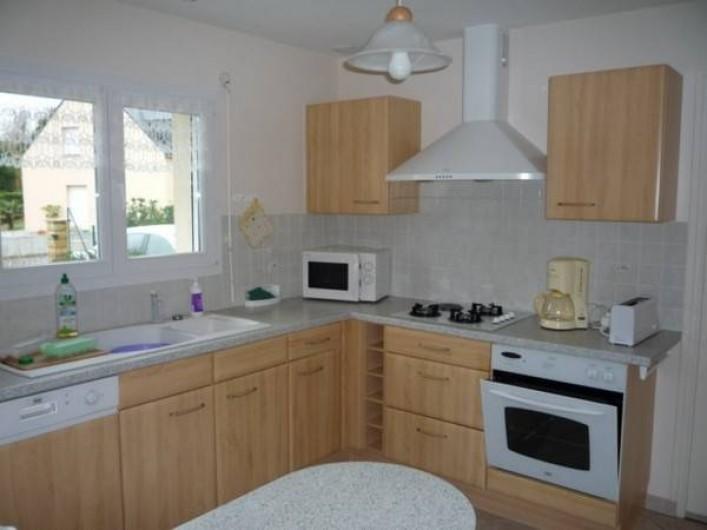 Location de vacances - Maison - Villa à Erdeven - Cuisine