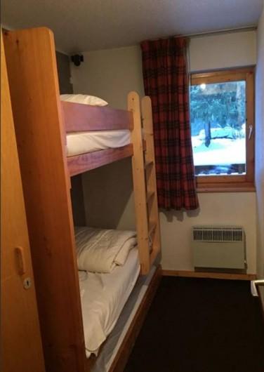 Location de vacances - Appartement à Méribel - 2 lits superposés