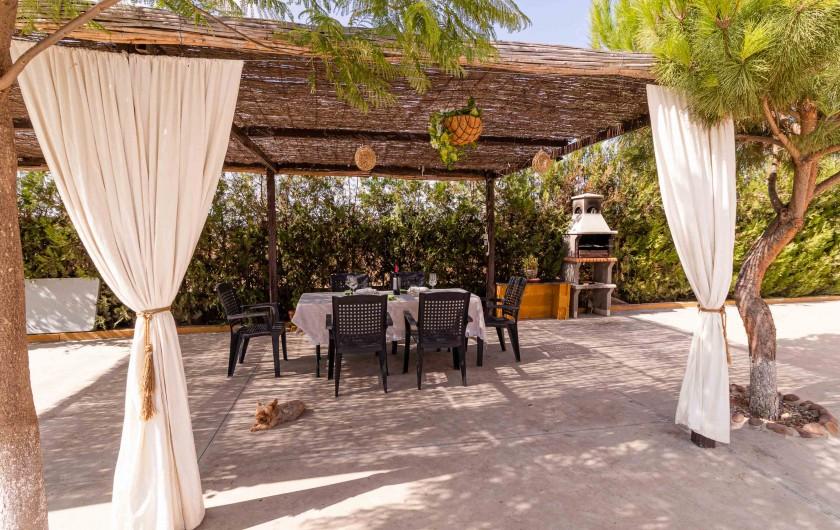 Location de vacances - Villa à Séville - Villa Lucrecia